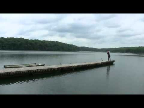 Glen O Jones Lake - Saline County State Fish & Wildlife Area - Illinois State Parks