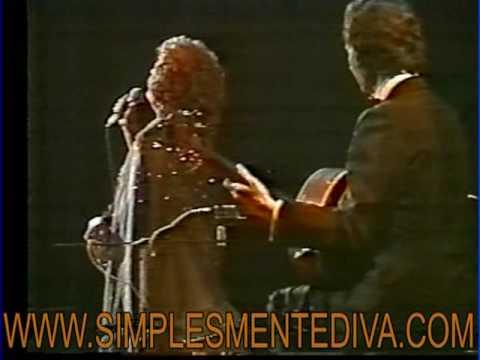 ESTRANHA FORMA DE VIDA - AMÁLIA AO VIVO - BRASIL 1979 (TV TUPI)