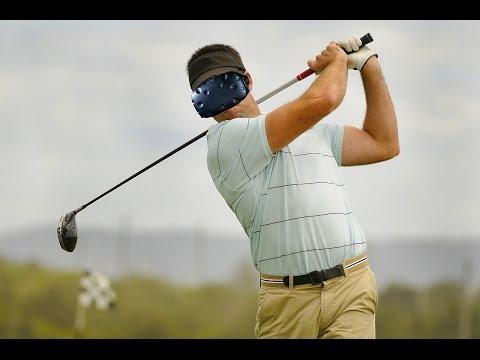 The Golf Club - HTC Vive - Virtual Reality Golf