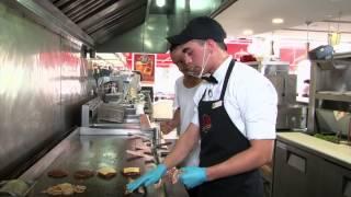 Plan Chef 5: Sabor USA con lo mejor de las hamburguesas