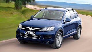 Volkswagen Touareg — Динамика