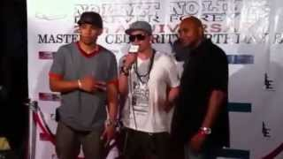 Prince AJ (Behind the Scenes) Uncut Raw BackStage Master P No Limit Red Carpet House of Blues