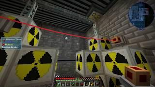 Minecraft 1.10.2 Sezon 7 AOE #51 - Odpalamy wszystkie reaktory oraz Age 9.