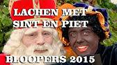 Lachen met Sint en Piet - bloopers 2015