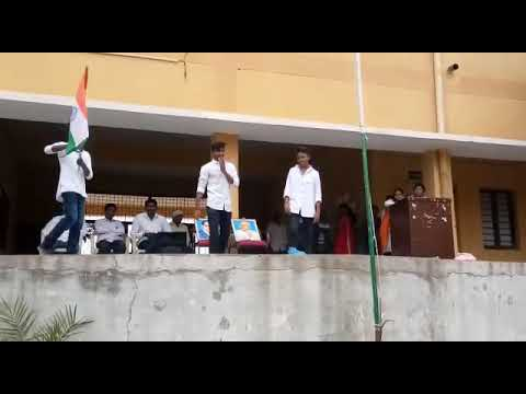 TELANGANA MODEL SCHOOL Dance Performance By Akhil Meme  Indians  Dance Perfomance