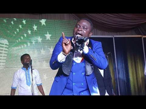 Bro Sammy - Nations worshipper at I.C.G.C Dzorwulu Accra