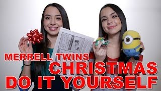 Christmas Do it Yourself Ideas - Merrell Twins