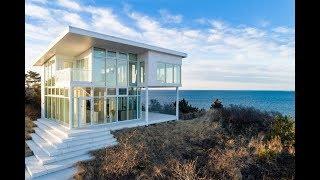 Contemporary Waterfront Home iฑ Wellfleet, Massachusetts   Sotheby's International Realty
