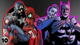 Top 10 Superheroes Who Gave Up