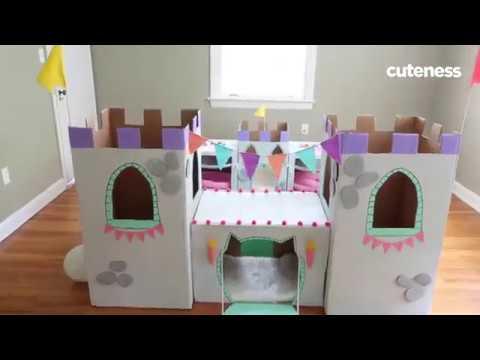 Kedi Evi Yapmak, Kedi Evi Yapımı Hiç de Zor Değil