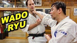 What is Wado-Ryu? Karate, Jujutsu, Japanese swordsmanship