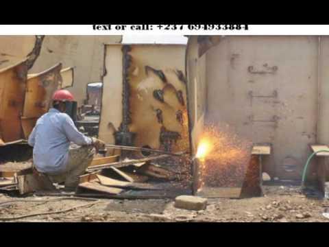 My Slideshow Marine Vessel Dismantling Services CAMEROON
