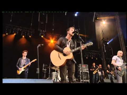 James Morrison  Wonderful world @Hard Rock Calling 28062009