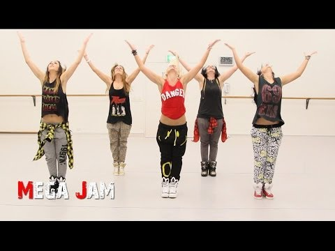'Get Up Offa That Thing' JAMES BROWN choreography by Jasmine Meakin (Mega Jam)
