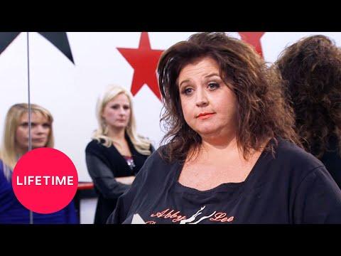 Dance Moms: Abby Is Extra Harsh at Pyramid (Season 3 Flashback) | Lifetime
