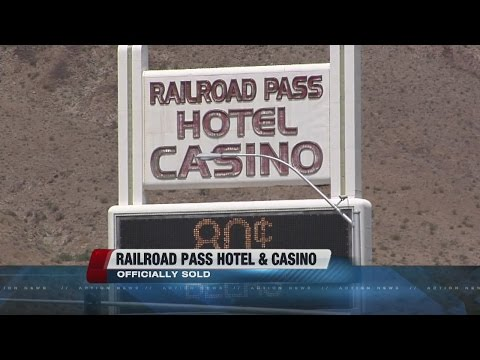 MGM Resort's sale of the Railroad Pass casino is official