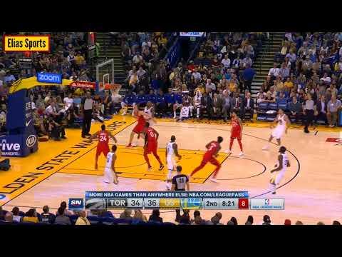Toronto Raptors vs Golden State Warriors - Full Game Highlights   Oct 25, 2017   2017-18 NBA Season