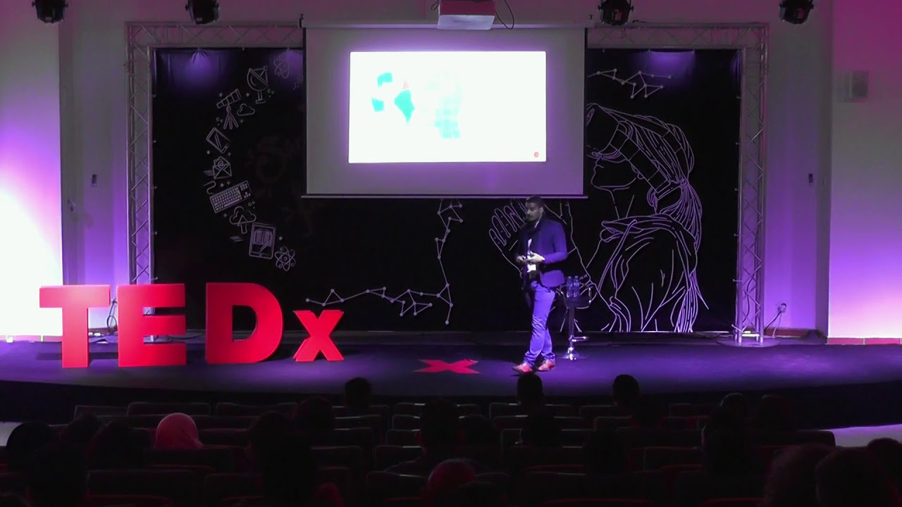 Algeria horizon 2030 | Halim LEFKIR | TEDxHECAlger