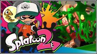 La maldición del salmón!!! | Splatoon 2 | Salmon Run con @dsimphony