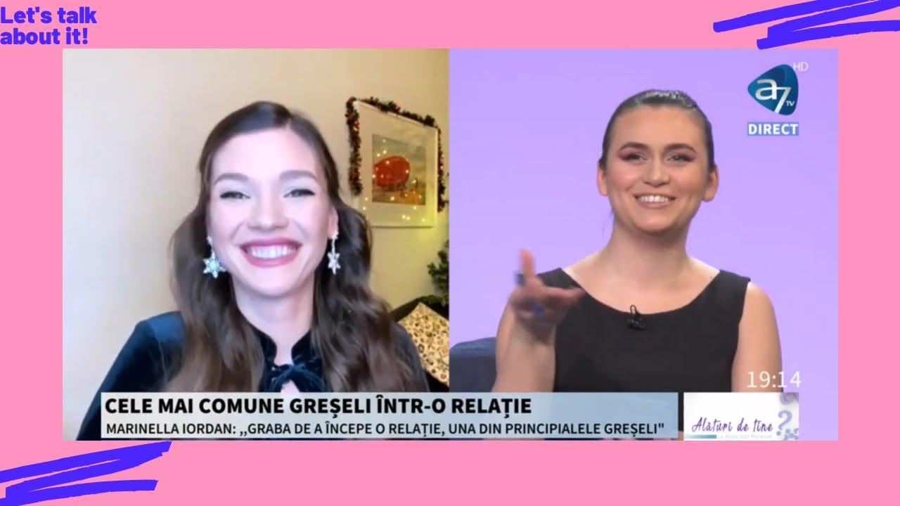 CELE MAI COMUNE GRESELI INTR-O RELATIE cu Marinella Iordan și Alina Ilioi la A7TV