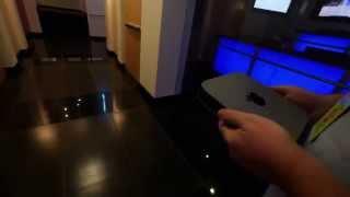Mac mini hosting and data center