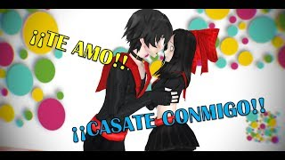 TE AMO REBECCA - Bravest Warriors - YadiDoll Zaotome - Motion MMD