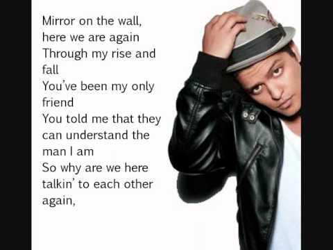 Mirror Bruno Mars.Lil Wayne Ft Bruno Mars Mirror Lyrics Youtube