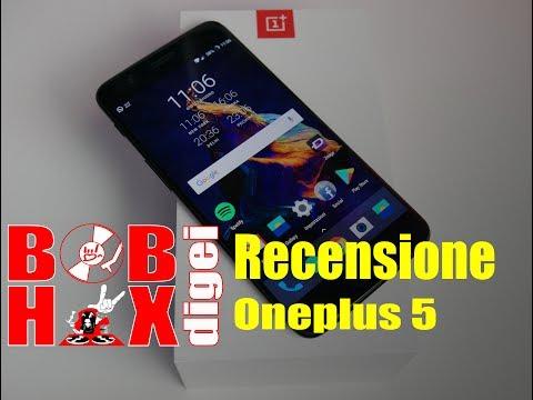 Oneplus 5 Recensione ITA
