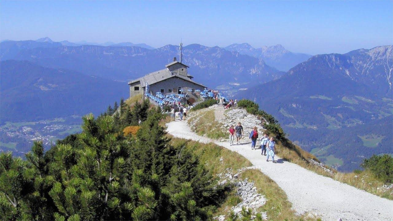 Eagle's Nest - Hitler's Mountaintop Headquarters Today