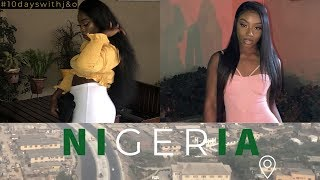 WE GOT FLEWED OUT FIRST CLASS TO LAGOS!| NIGERIA DECEMBER 2018 VLOG| WIZKID, BURNA BOY| PART 1|J&O