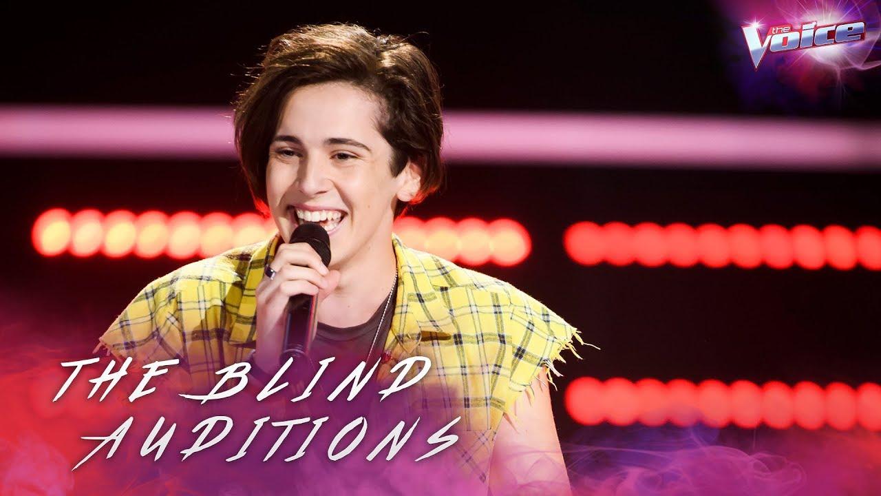 Download Blind Audition: Aydan Calafiore sings Despacito | The Voice Australia 2018