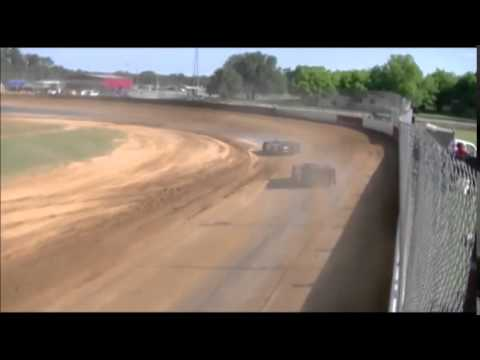 Albany Motor Speedway 5-2-15 Limited Late Model Make-Up Feature