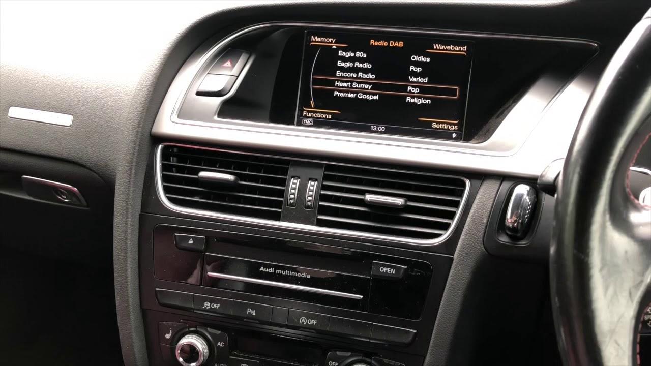 Audi MMI Repair / Diagnostics - MMI, MIB, RMC, 2G, 3G, 3G Plus, Concert and  Symphony, RNS-E