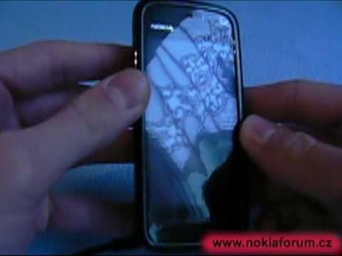Nokia 5800 XpressMusic recenze - 1. cast