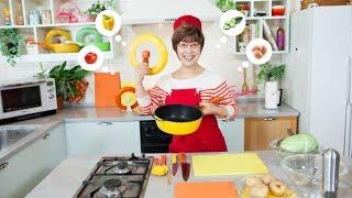 料理愛好家の平野レミさんが9日、東京都内で行われたイベントに登場。女...