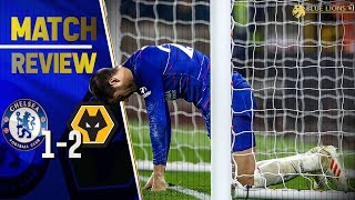 THIS IS WHY WE PLAY JORGINHO || MARCOS ALONSO 😔  || Wolves 2-1 Chelsea