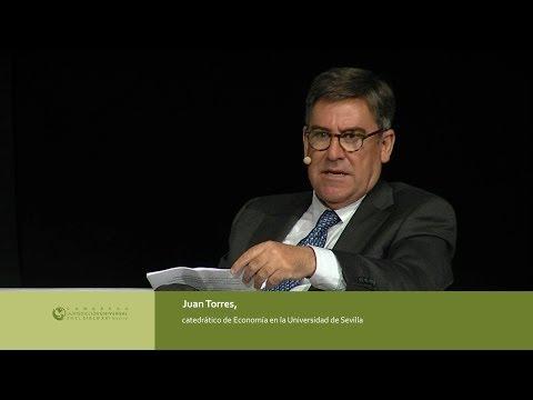 Juan Torres, Catedrático de Economía en la Universidad Pablo Olavide de Sevilla