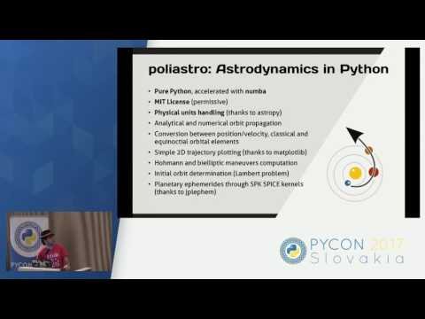 Juan Luis Cano Rodríguez - Through Python to the stars!