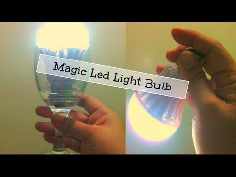 Magic Led Light Bulb (Emergency Light)
