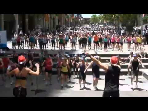 Fitness First Body Attack Martin Place
