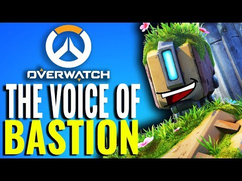 Why Bastion from Overwatch Sounds so Familiar