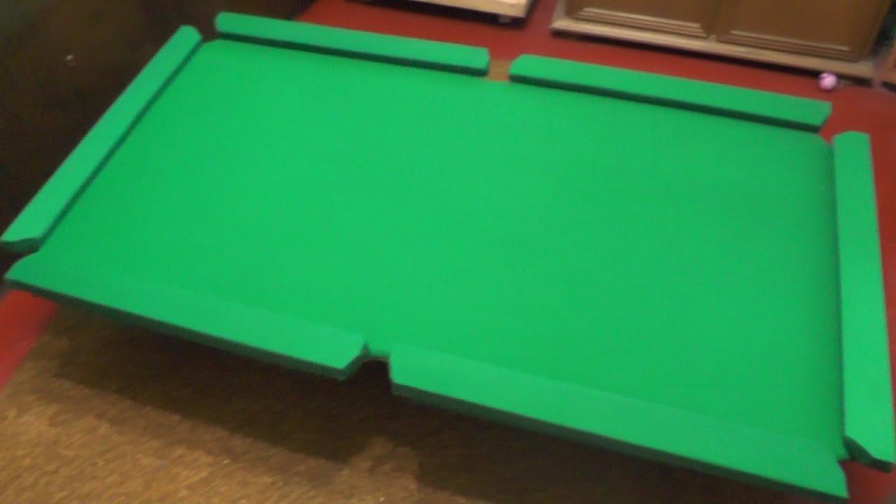 Бильярдные столы своими руками 471