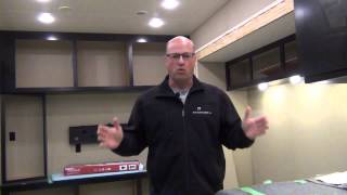 RVHaulers Tour of a 53 foot New Horizons 5th wheel RV   Ultimate Man Cave