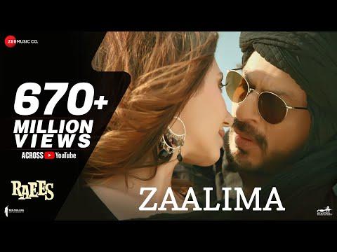 Zaalima  Raees  Shah Rukh Khan & Mahira Khan  Arijit Singh & Harshdeep Kaur  JAM8