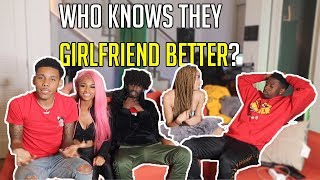 Who Knows Their Girlfriend Better? FT. CEYNOLIMIT & TYTHEGUY | Winner Gets $5,000
