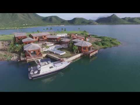 Teak Bali Project CA02 - Luxury Prefab Homes Saint Kitts Caribbean
