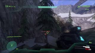Failing at Halo Online