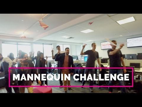 Mannequin Challenge In The Office Youtube