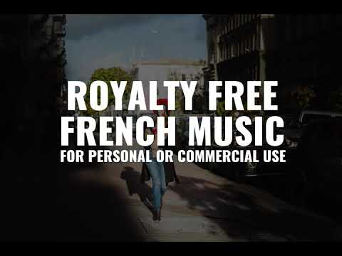 Royalty free french music - YouTube