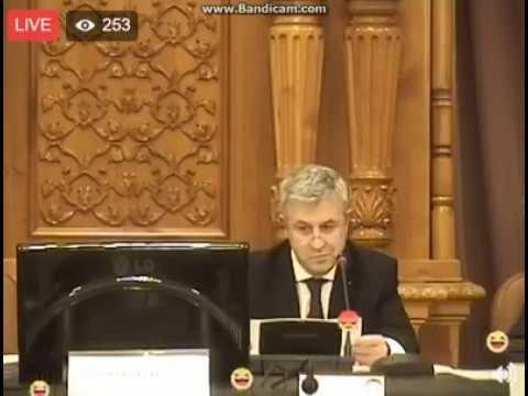 Onoare în Parlament